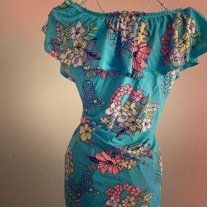 New Never Worn - Rue 107 Floral Dress